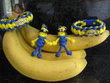 Paracord Armband - Minions -