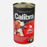 Calibra Beef, Liver & Vegetables