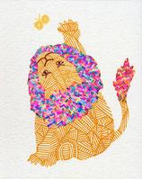 優しいライオン