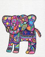 インドのゾウ