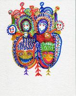 インディアンの王冠