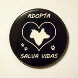 """""""Adopta, salva vidas"""""""