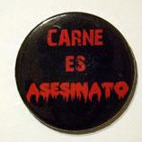 """Carne es asesinato"""