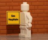 Gas Haupthahn