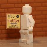 Hot Dog Schild