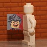 """Portrait """"Böser Clown"""""""