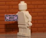 """""""500 Studs"""" Schein"""
