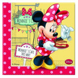 Tovaglioli Minnie - 20 pezzi