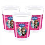 Bicchieri Frozen - 8 pezzi