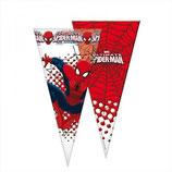 Sacchetti per caramelle Spiderman -10 pezzi