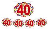 Festone 40 anni