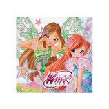 Tovaglioli Winx - 20 pezzi