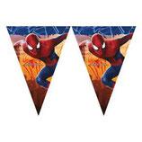 Bandierine Spiderman 2,3m