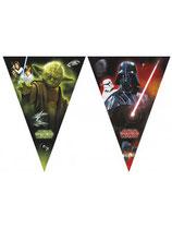 Bandierine Star Wars 2,3m
