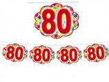 Festone 80 anni