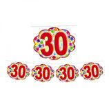 Festone 30 anni