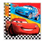 Tovaglioli Cars - 20 pezzi