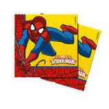 Tovaglioli Spiderman - 20 pezzi