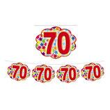Festone 70 anni