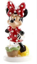 Candela Personaggio Minnie