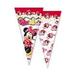 Sacchetti per caramelle Minnie - 10 pezzi