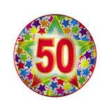 Piatti dessert 50 anni - 10 pezzi