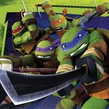 Tovaglioli Tartarughe Ninja - 20 pezzi