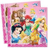 Tovaglioli Principesse - 20 pezzi
