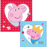 Tovaglioli Peppa Pig- 20 pezzi
