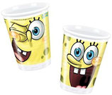 Bicchieri Spongebob - 8 pezzi