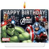 Candela piatta Avengers