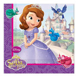 Tovaglioli Principessa Sofia - 20 pezzi