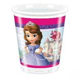 Bicchieri Principessa Sofia - 8 pezzi