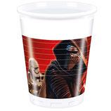 Bicchieri Star Wars - 8 pezzi