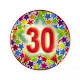 Piatti dessert 30 anni- 10 pezzi