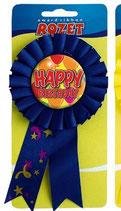 Spilla Happy Birthday