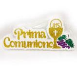 Scritta in Polistirolo Prima Comunione