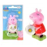 Candela personaggio Peppa Pig
