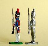 Grenadier, Grenadiere zu Fuß. Garde Impériale, Frankreich, 1805 – 1815