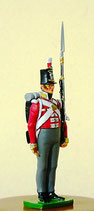"Infanterist vom ""Batallion company"", 28th Regiment. England 1815"