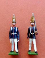 1. Garde-Grenadier-Regiment Kaiser Alexander / Preußen um 1900