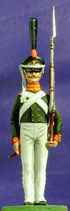 Grenadier, Zarengarde.  Russland 1812 - 1815