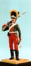 Grenadier der Leib-Grenadierregiment  Nr. 1.  /  Russland 1786 - 1796