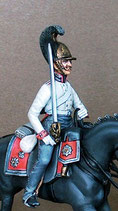 Kürassier, Regiment Garde du Corps.  Preußen, 1809-1815