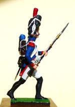 Grenadier vorgehend / Alte Garde,  Frankreich 1805 - 1815