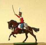 Husar zu Pferd, 9. Husarenregiment, Frankreich 1805 - 1815