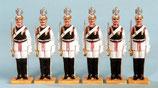Garde du Corps - 1. Leib-Schwadron (mit schwarzer Küraß) / Deutschland um 1900