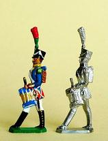 Trommler, Junge Garde. Garde Impériale, Frankreich 1812 - 1815