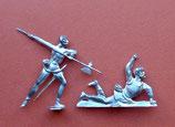 Ritter im Kampf 2., um 1476