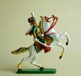 Prinz Eugen de Beauhornais zu Pferd